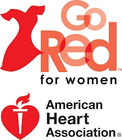 Go Red logo