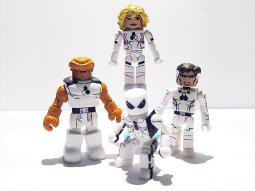 Future Foundation Minimates