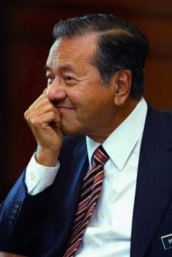 Kenapa Mahathir Marah Najib