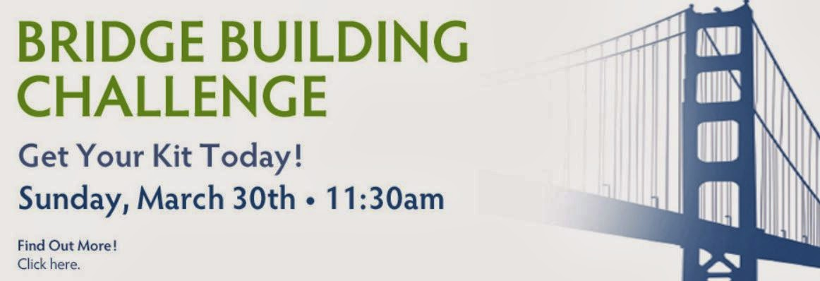 Bridge Building Challenge Counrtry Club Mall