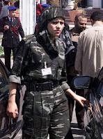 muammar algaddafi female bodyguards 17 Foto foto 40 Perawan Pengawal Pribadi Muammar Qadhafi