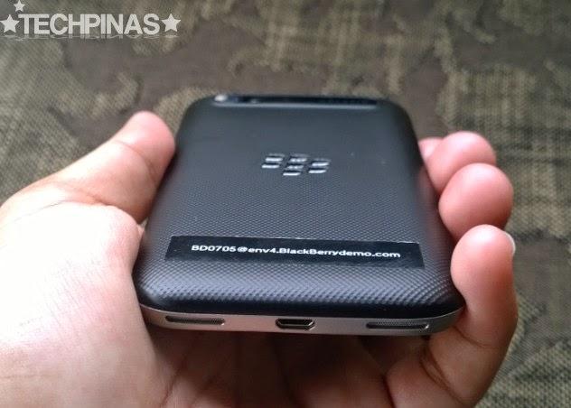 BlackBerry Classic Philippines, BlackBerry Classic