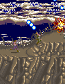 Super Contra arcade game portable download free