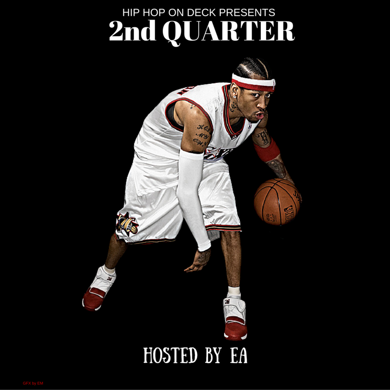 """2nd Quarter"" Mixtape Out Now!"