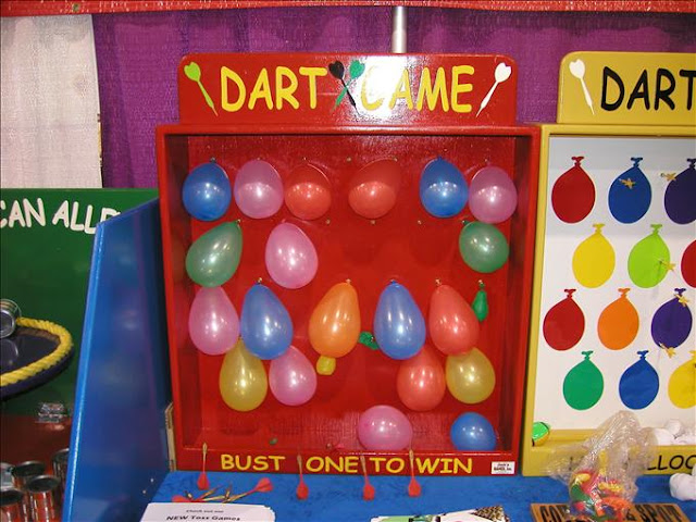 Balloon Dart Board7
