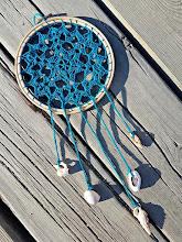 Atrapasueños a crochet