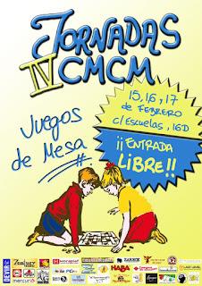 Imagen Jornadas IV CMCM 2013
