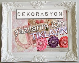 DEKORASYON VE DIY
