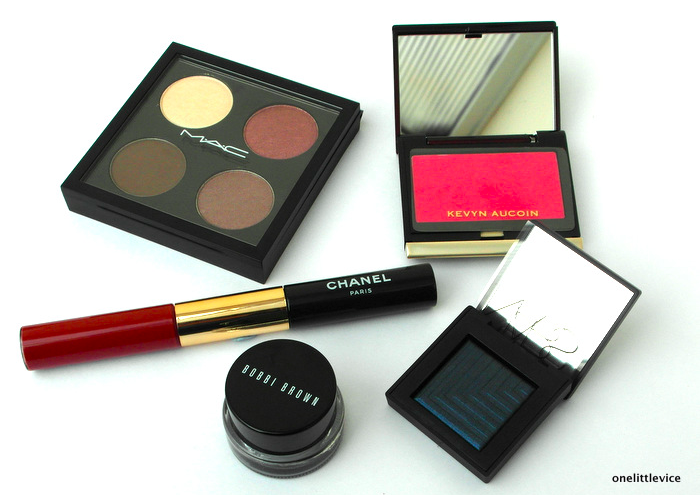 One Little Vice UK Beauty Blog: High End Makeup Haul