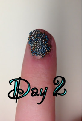 Caviar nails Ciate review