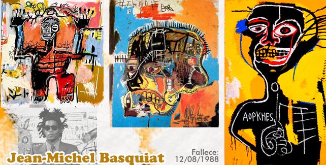 11/08/1988 fallece Jean-Michel Basquiat #TaldiacomoHoy