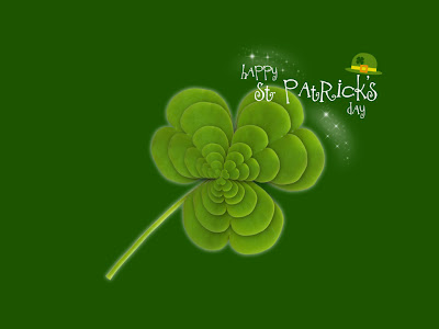 Free Download St. Patrick's Day PowerPoint Background 3