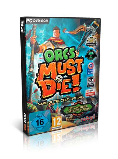 Orcs Must Die Game of The Year Edition PC Full Español