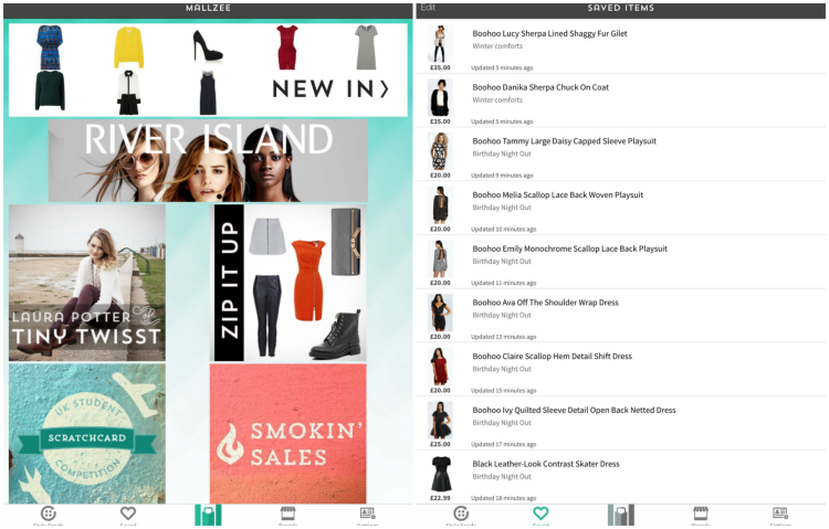 SHOPPING MADE EASY | MALLZEE, THE PERSONAL SHOPPER IN YOUR POCKET!