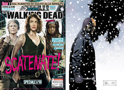 The Walking Dead Magazine #7 + La forza di Tyreese