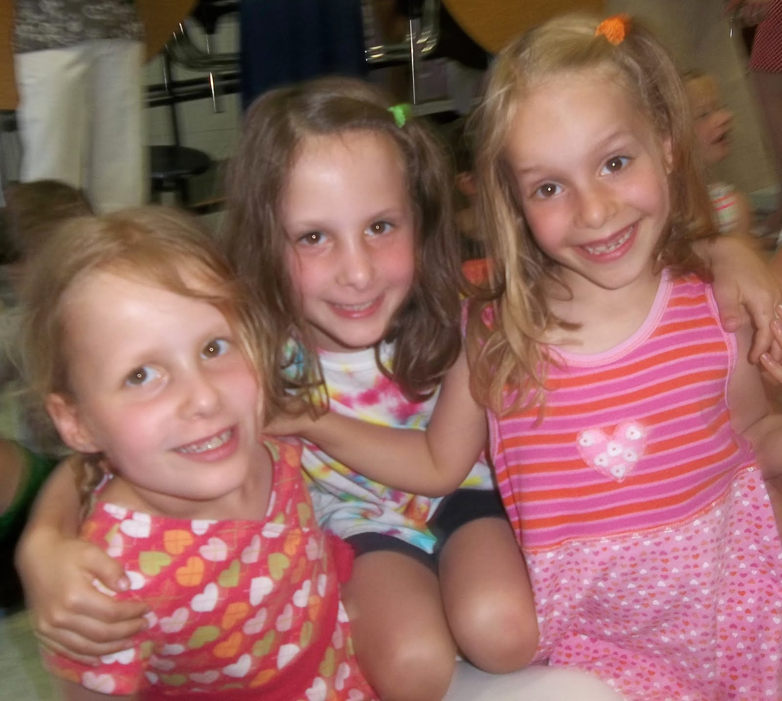 Amaya and her sisters