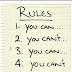 Tips dan Cara Membuat Aturan Internet Di Rumah