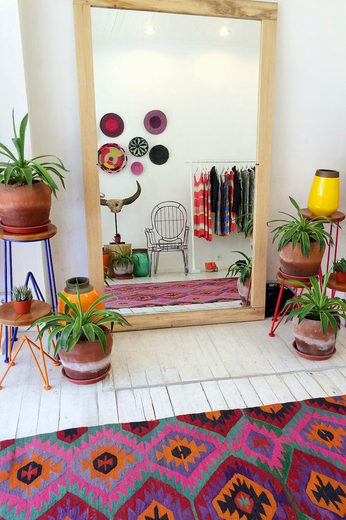 Pabla en casa una mezcla entre frida kahlo y la decoraci n - Les differents styles de decoration d interieur ...
