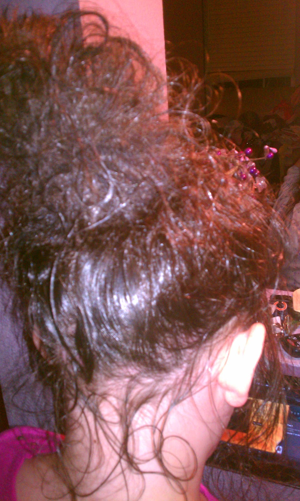 Tangled Hair Techs You Are Not Your Matted Tangled Knotted Hair