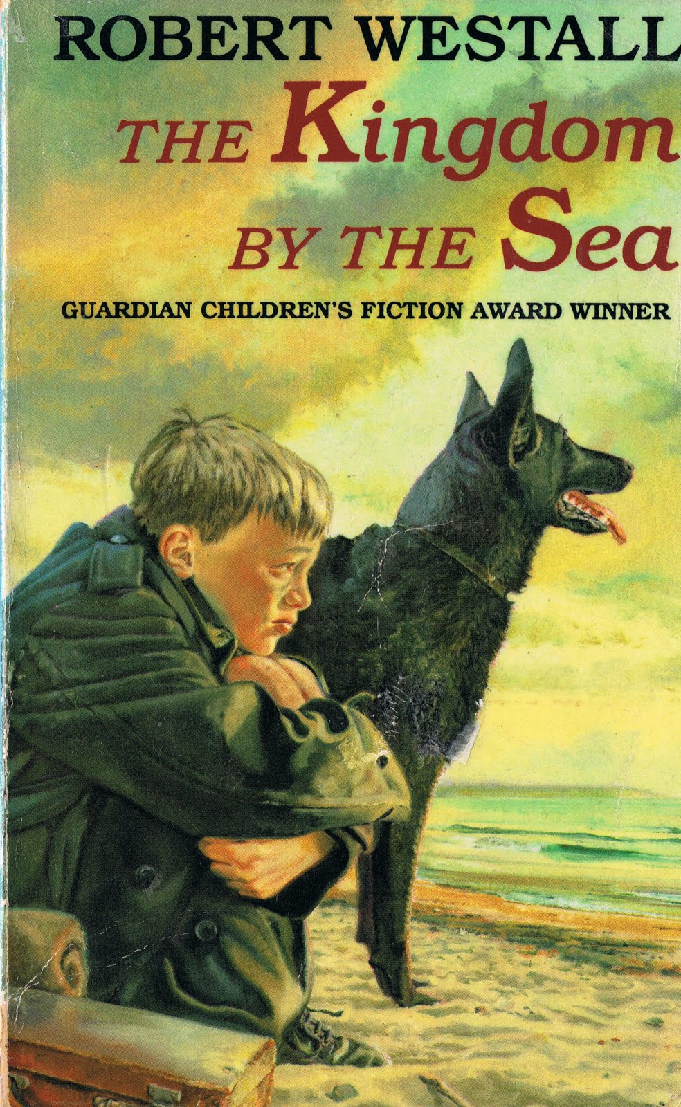 kingdom by the sea Twelve-year-old harry struggles to make it on his own after his family is lost in a german air raid but as he and his dog companion journey along the northern.