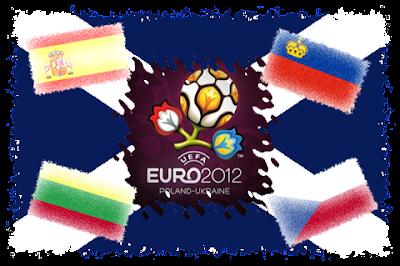 Euro 2012 Team Football
