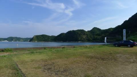 湯川温泉海水浴場