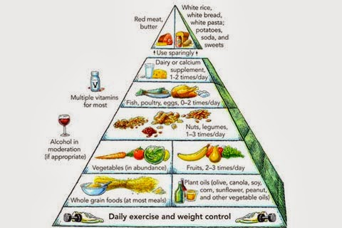 Swiss Mistress: food pyramids