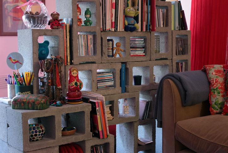 decoracao alternativa de apartamento:Decoração Alternativa: Pouco dinheiro e muita criatividade!:casa e