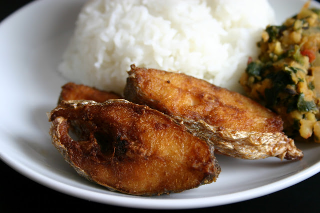 Sumi 39 s kitchen fish fry for Cliffords fish fry