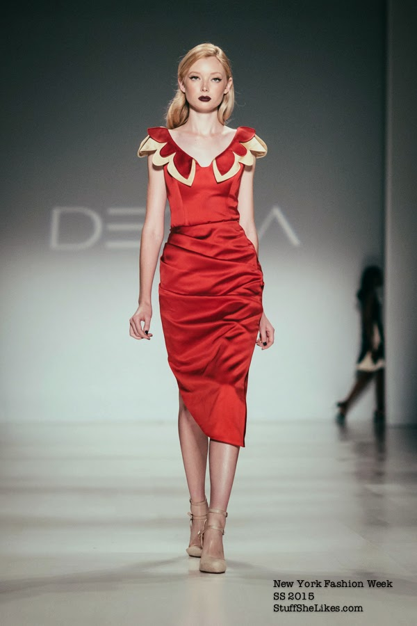 New yoek fashion week, Deola Segoe, african designers at new york fashion week