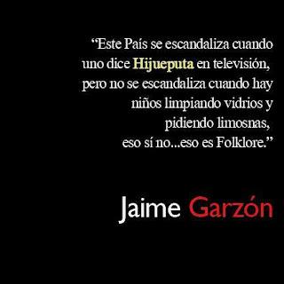frases de Jaime Garzon