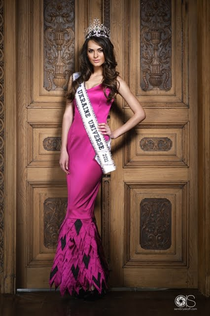 New Photos of Miss Ukraine Universe 2011 Olesya Stefanko