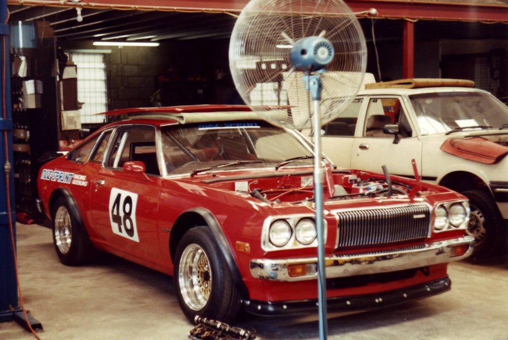 Mazda Cosmo AP, RX-5, tuning, modyfikacje, wyścigi, race car, racing, stary kultowy samochód