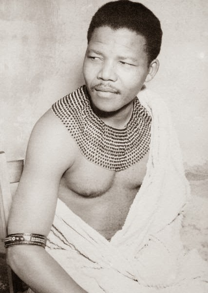 Nelson Mandela | HISTORY