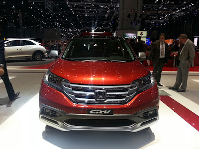 2016 Honda CR-V Redesign Specs Price