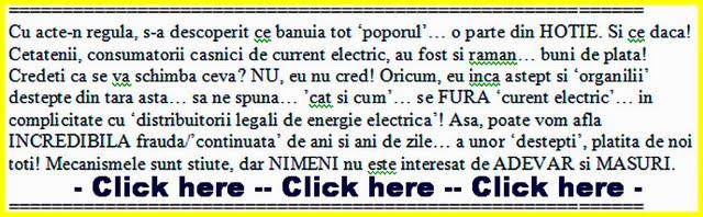 Facturi umflate la energie electrica: Pierderile din retea, suportate de consumatori - Curtea de Co