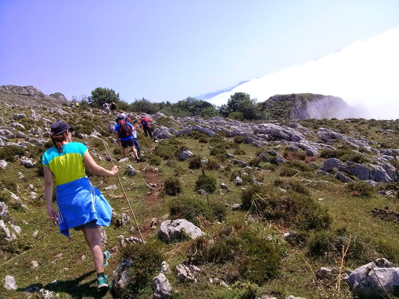 Ruta de senderismo: Monte Peñamayor en Asturias