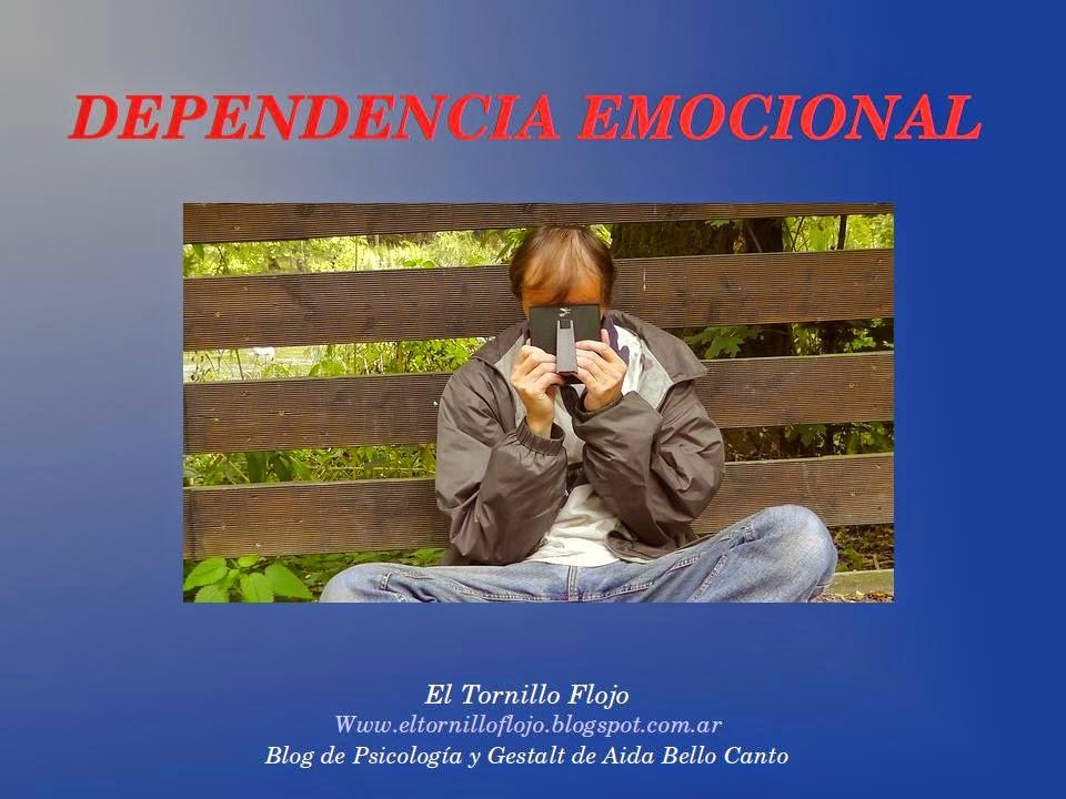 Dependencia emocional, emociones, vinculos toxicos, toxico, adicto a personas, Aida Bello Canto, Manipulacion