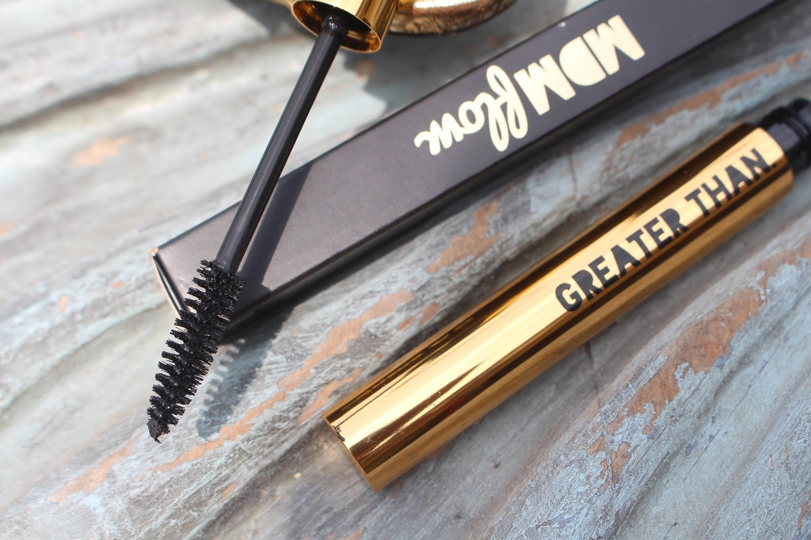 MDMFlow Greater Than Mascara wand / brush