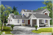 Gable-Roof Design House Modern