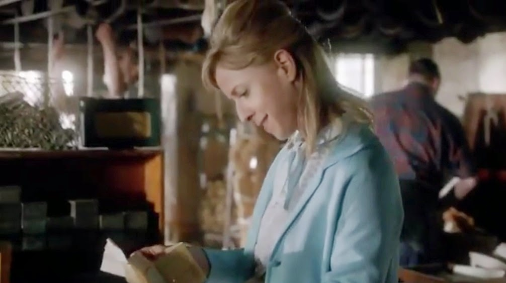 claudie blakley call the midwife