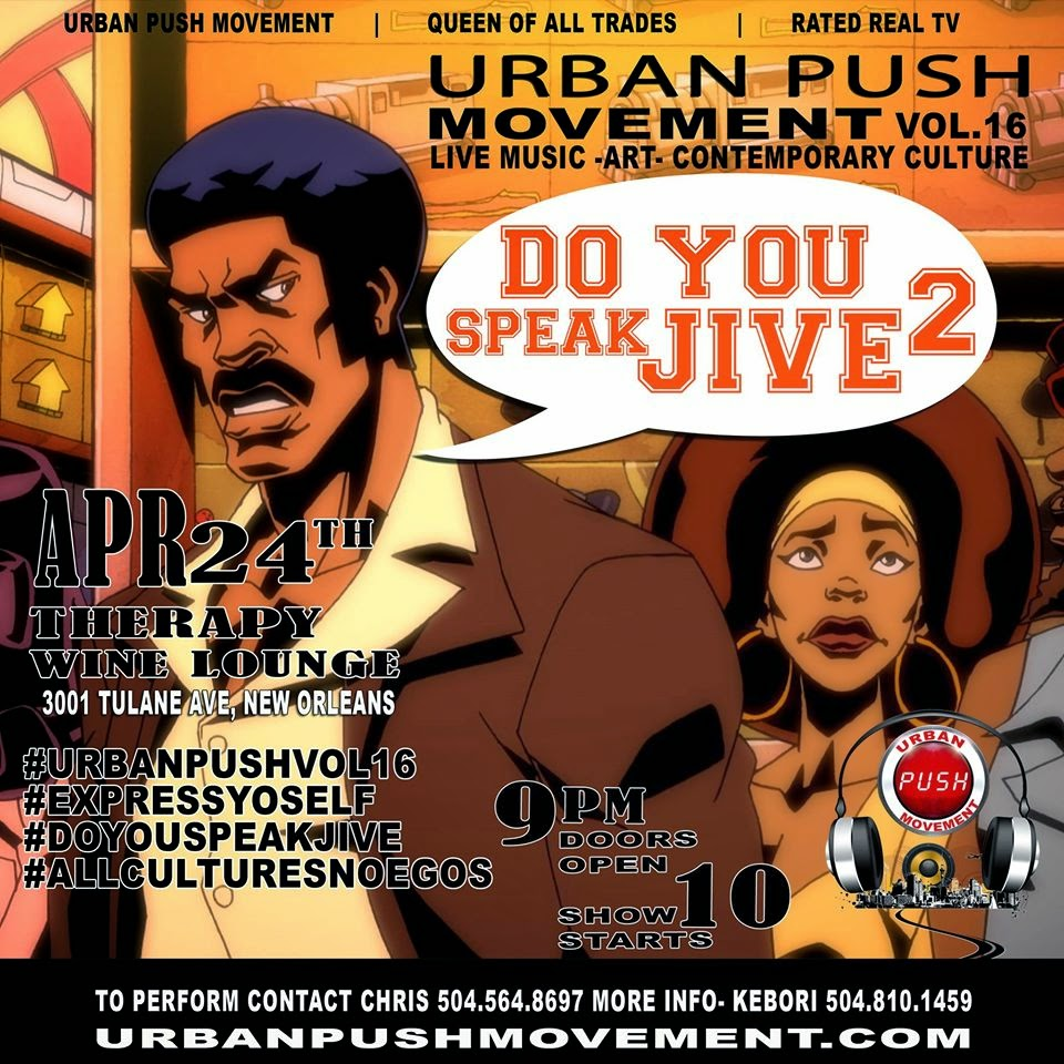 Urban Push Event
