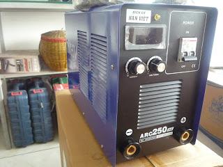Hình ảnh máy hàn que Nam Hàn Việt ARC 250
