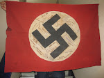 WORLD WAR 2  NAZI GERMANY FLAG