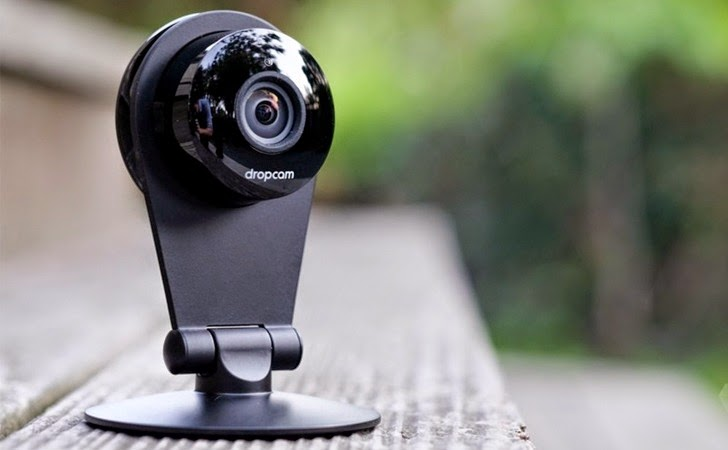 Web-based DropCam Surveillance System Vulnerable to Hackers