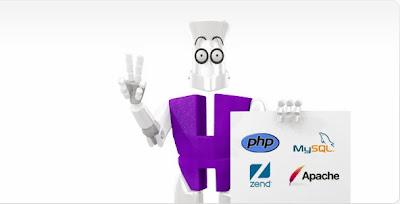Web Hosting Gratis dengan PHP dan MYSQL