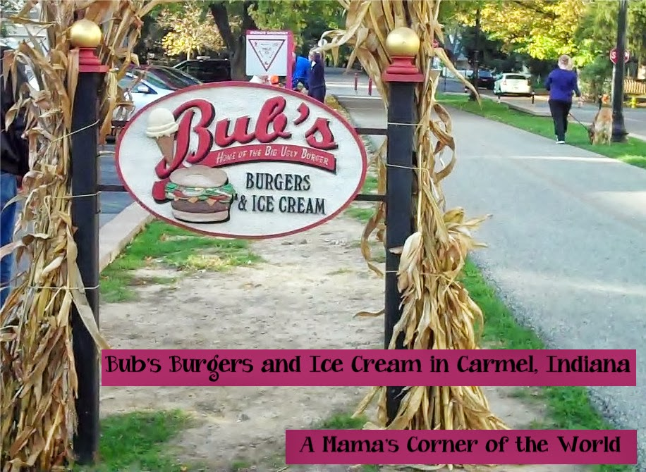 Bubs Burgers and Ice Cream in Carmel Indiana