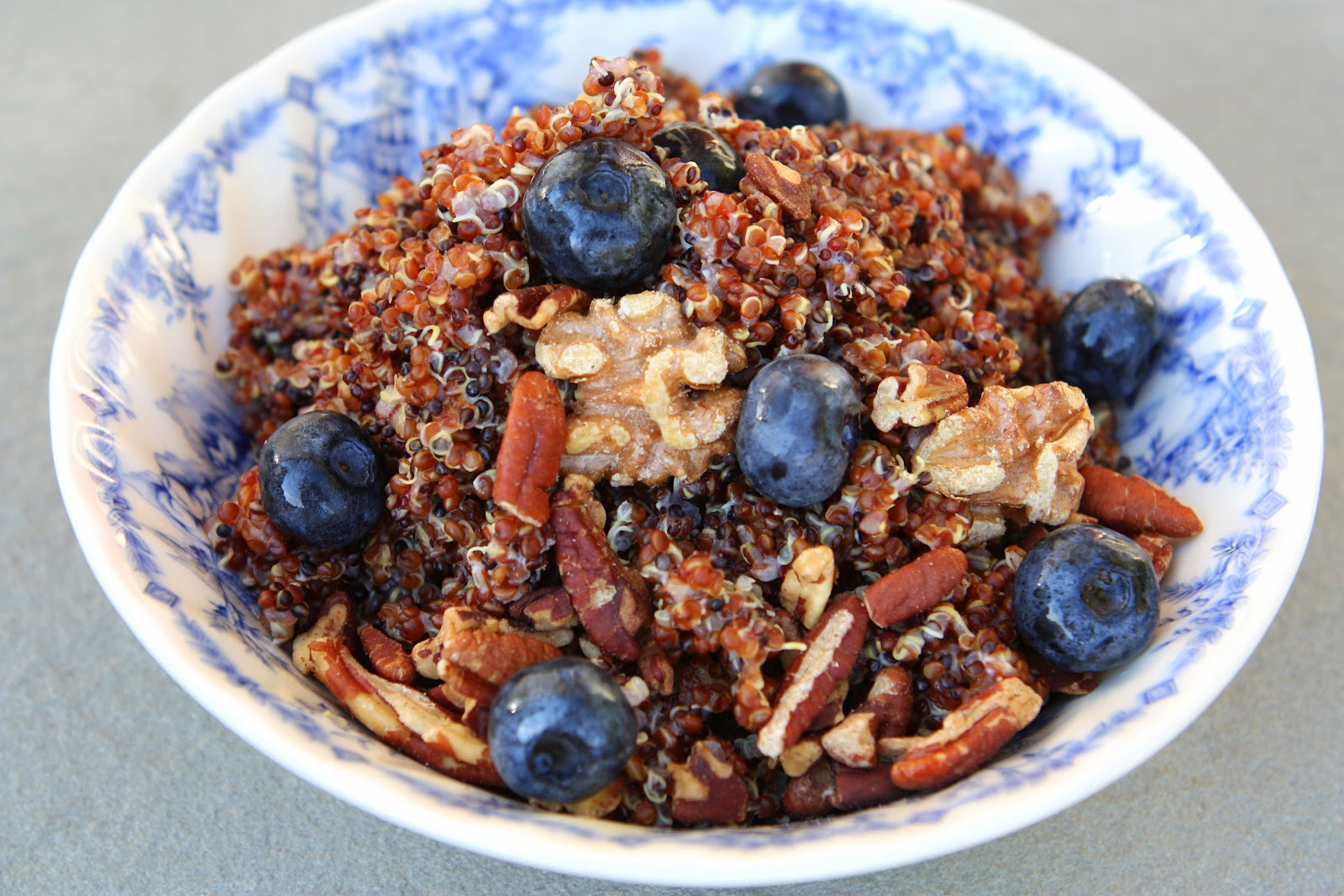 Fresh Local and Best: Warm and Nutty Cinnamon Quinoa Recipe
