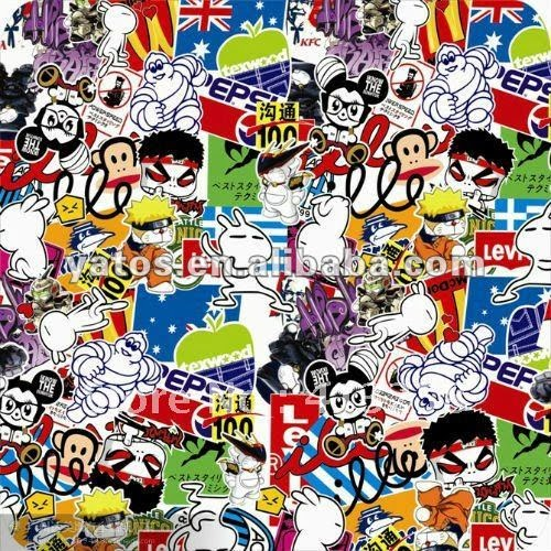graffiti wall graffiti sticker art personalised graffiti name wall decals wall art sticker