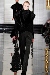 Ralph Lauren Collection - NY Fashion Week O/I 2011-2012